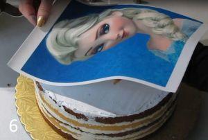изготовления тортов с   фотопечатью